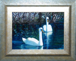 Couple of Swans