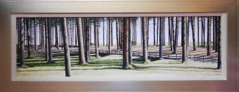 Tentsmuir – These Trees